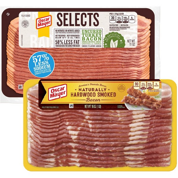 Oscar Mayer Bacon product image