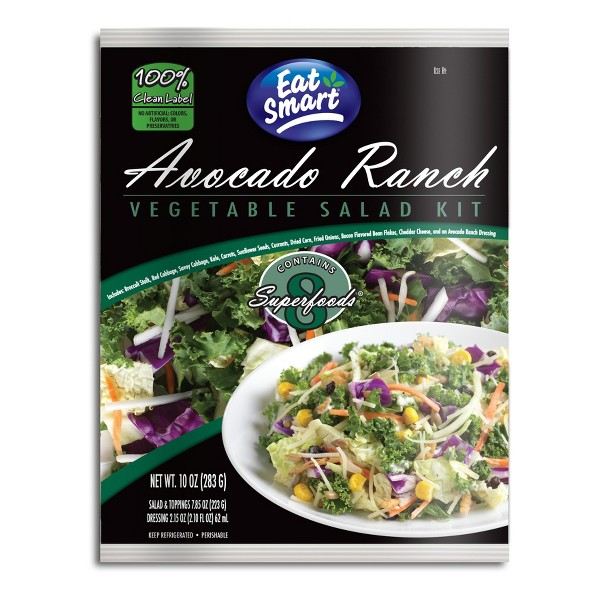 Eat Smart Avocado Ranch Salad Kit product image
