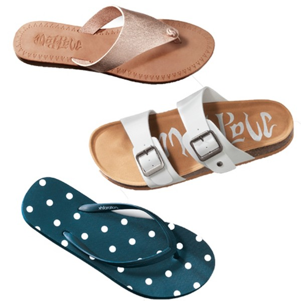 All Sandals, Flips, & Canvas Shoes product image