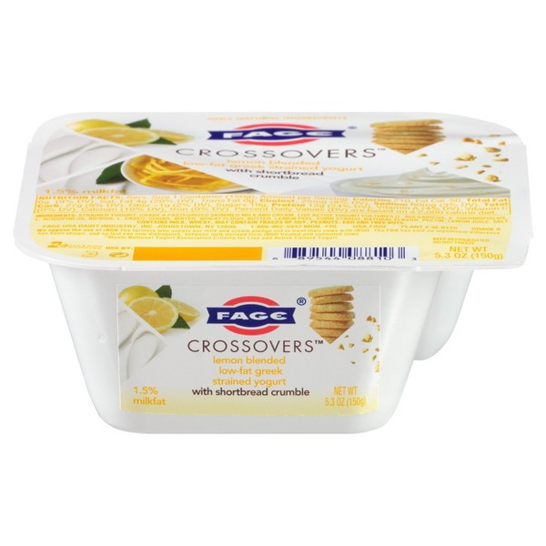 FAGE Crossovers Greek Yogurt product image