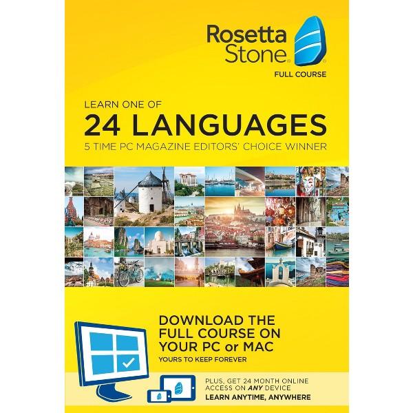 Rosetta Stone product image