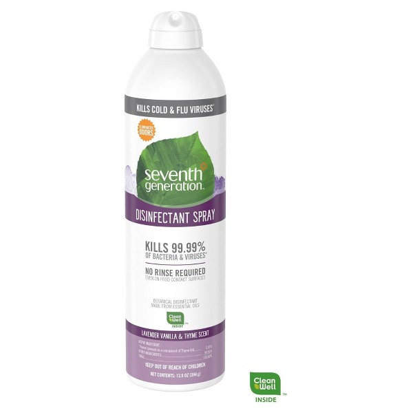 Seventh Generation Disinfectant product image