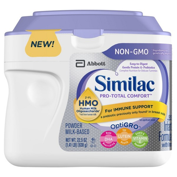 NEW Similac Pro-Total Comfort product image