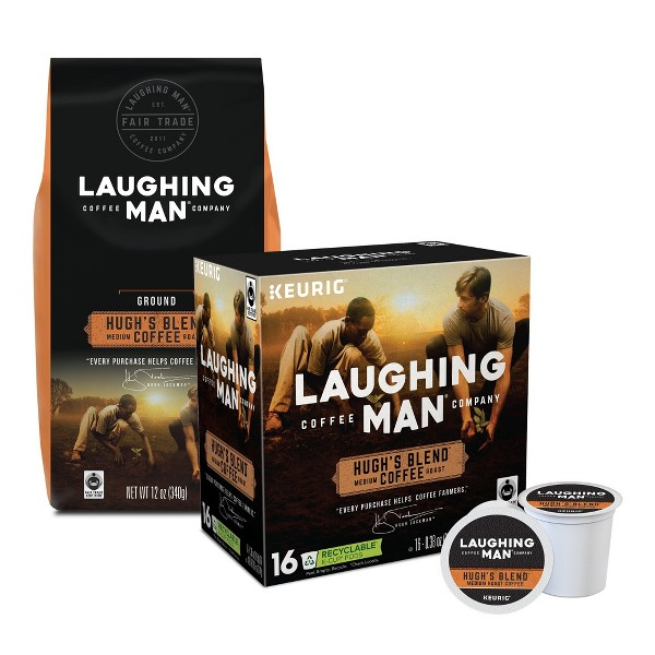 Laughing Man Coffee product image