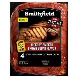 Smithfield Marinated Pork Chops