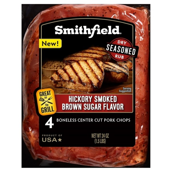 Smithfield Marinated Pork Chops product image