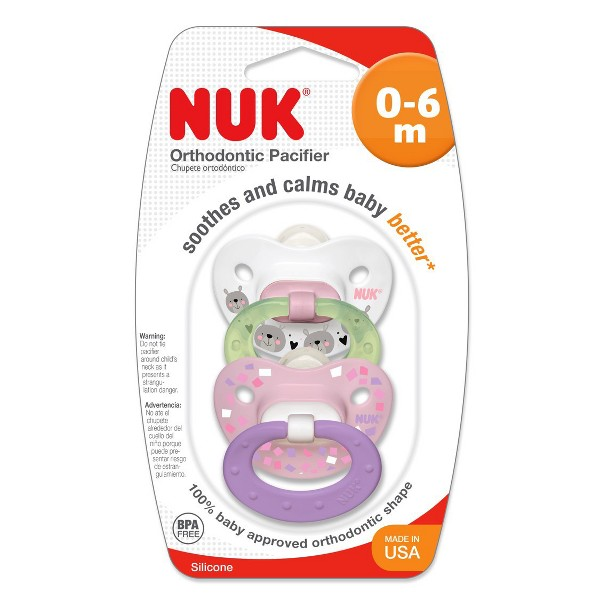 NUK Pacifiers product image
