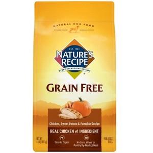 Nature's Recipe Dog Food