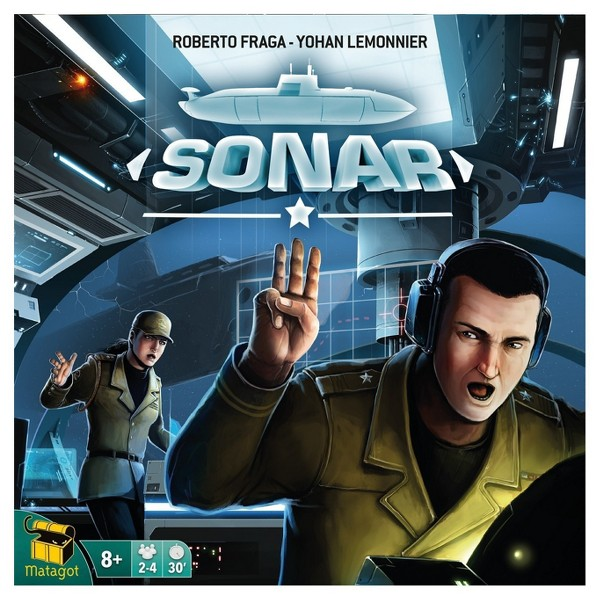 Sonar Board Game product image