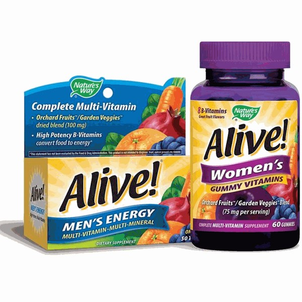 Alive! Nature's Way product image