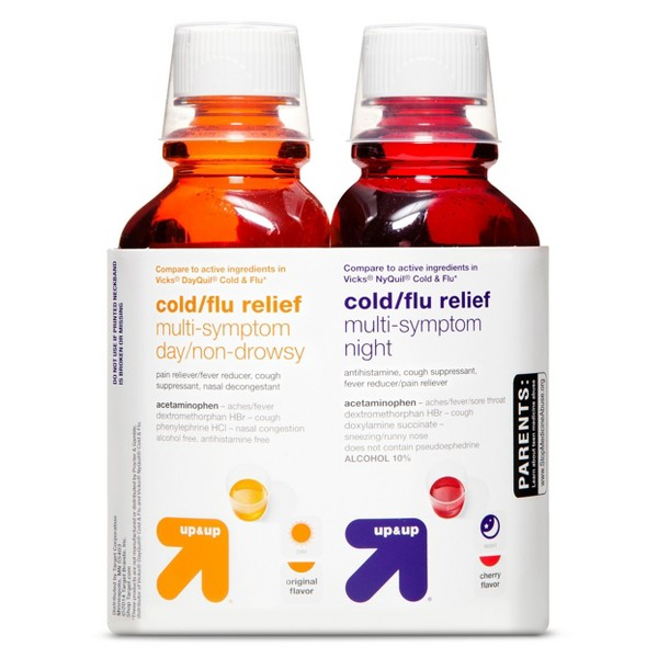 up & up Cough & Cold Relief product image