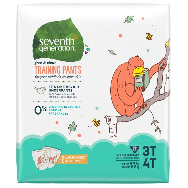 Seventh Generation Training Pants product image