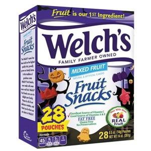 Welch's Halloween Fruit Snacks
