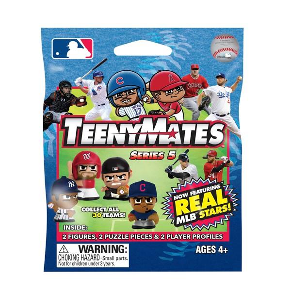 MLB TeenyMates Mini Figures 2018 product image