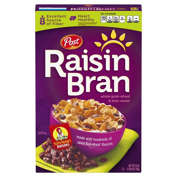 Raisin Bran Cereal product image