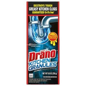 Drano Granules