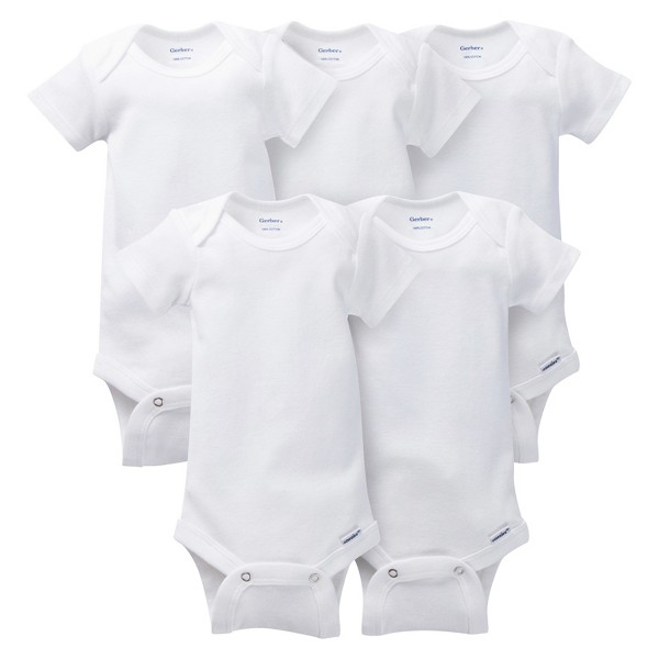 Gerber White Basics NB-24M product image