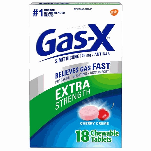 Gas-X product image