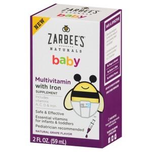 Zarbee's Naturals Baby Vitamins