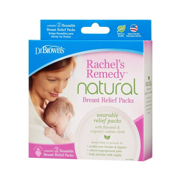 Rachels Remedy Nursing Breast Pads product image