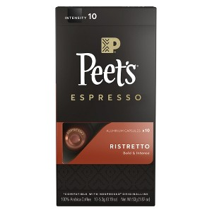 NEW Peet's Espresso Capsules