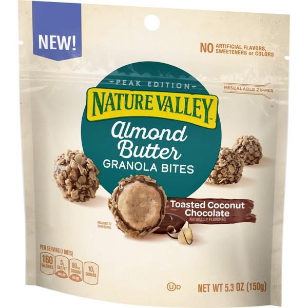 NEW Nature Valley Bites product image