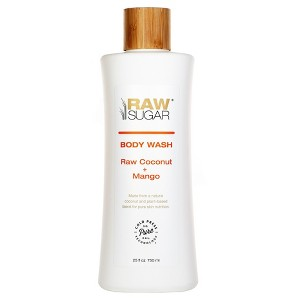 Raw Sugar Natural Body Wash