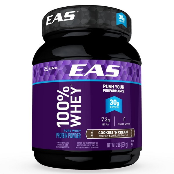 EAS 100% Pure Whey Protein Powder product image