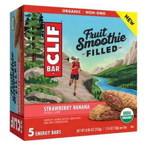 NEW CLIF Fruit Smoothie Filled