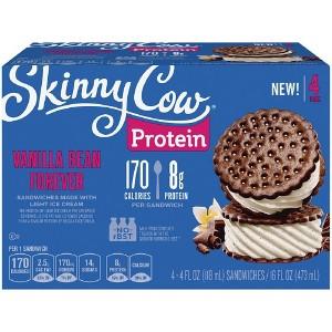 Skinny Cow Frozen Snacks