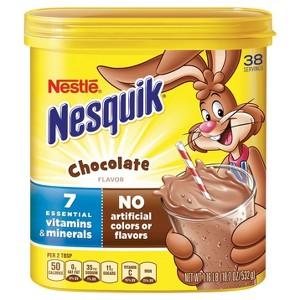 Nestle Nesquik Powder & Syrup