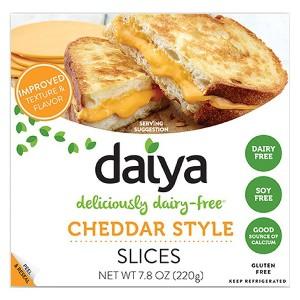 Daiya Cheese Slices