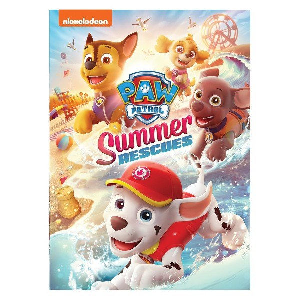 PAW Patrol: Summer Rescues product image