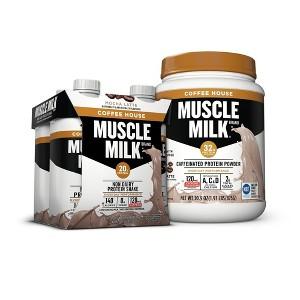 Muscle Milk Coffee House
