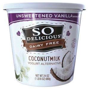 So Delicious Dairy Free Yogurt