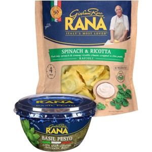 Rana Refrigerated Pasta & Pesto