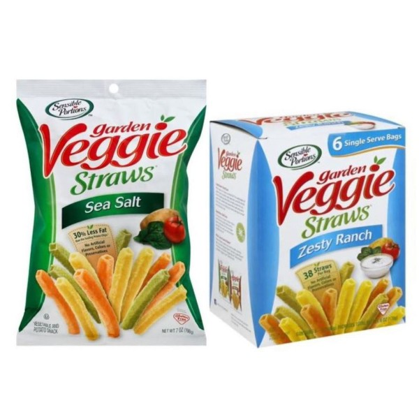 Sensible Portions Veggie Straws product image