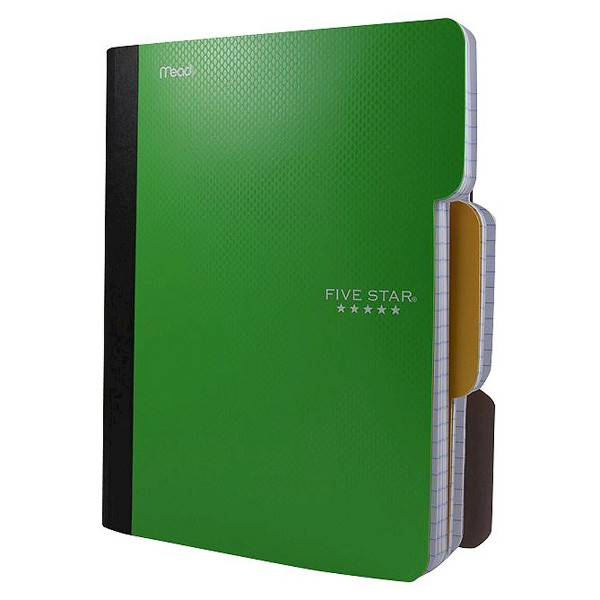 Five Star Tabbed Composition Book product image