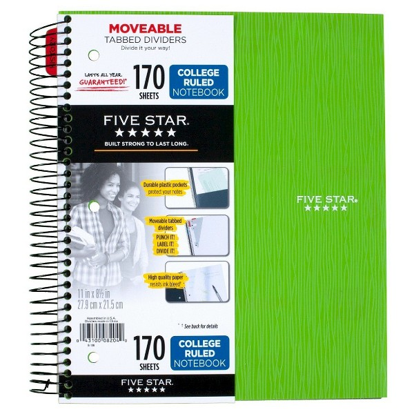 Five Star Feature Rich Notebooks product image