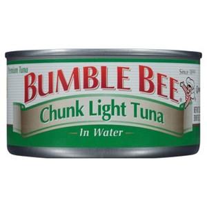 Bumble Bee Chunk Light Tuna