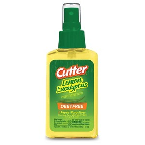 Cutter Lemon Eucalyptus Spray
