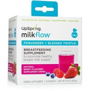 Milkflow Berry Drink Mix