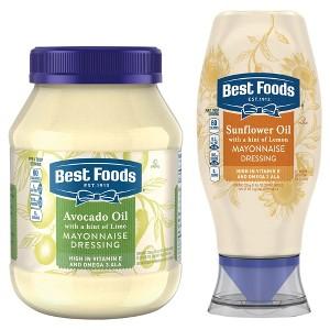 Best Foods Alternative Oils Mayos