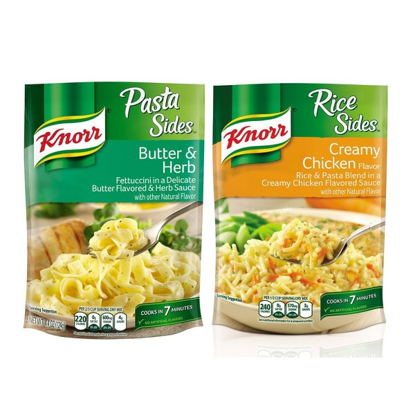 Knorr Rice & Pasta Sides product image