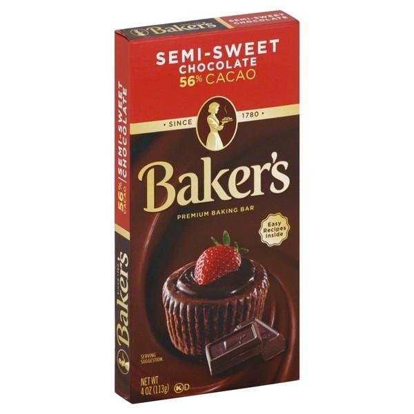 Baker's Baking Bars product image