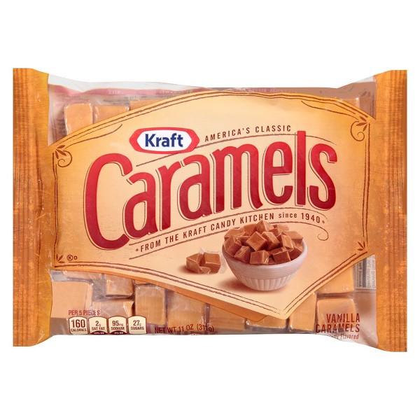 Kraft Caramels product image