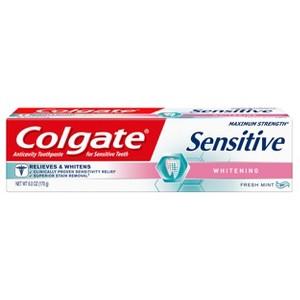Colgate Sensitive Toothpaste