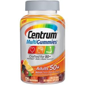 Centrum Adults 50+ MultiGummies