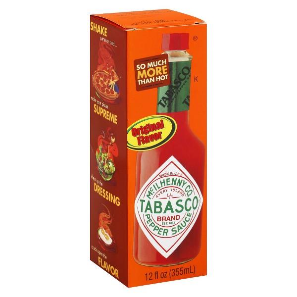Tabasco Hot Sauce product image