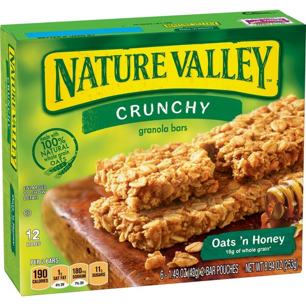 Nature Valley Bars product image